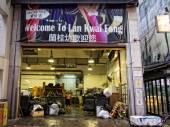 Lan Kwai Fong HONG KONG — Stock Photo