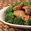 American chinese beef and broccoli — Stock Photo #71364757
