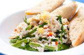 Vegetatian risotto — Stock Photo