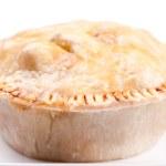 Chicken pot pie — Stock Photo #69563889
