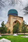 Bibi-Khanym Mosque in Samarkand — Stockfoto