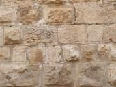 Oude stenen houdende van kalksteen, een achtergrond — Stockfoto