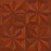 Parquet flooring design seamless texture — Stock Photo