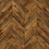 Natural wooden background herringbone, grunge parquet flooring design seamless texture for 3d interior — Stock Photo