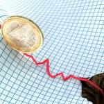 kryzys euro — Zdjęcie stockowe #56327483