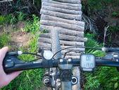Binicilik bisiklet — Stok fotoğraf