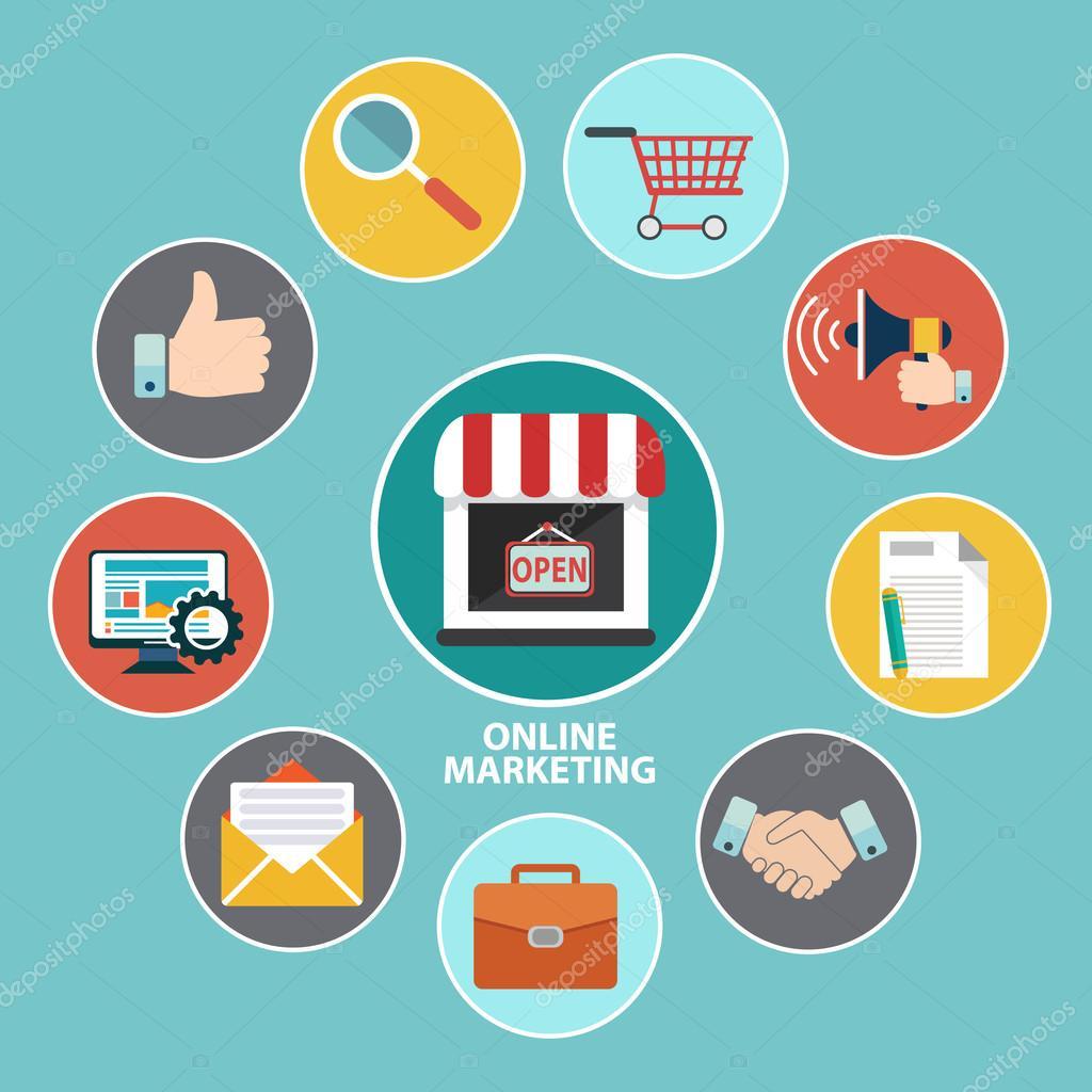 online shopping marketing strategy pdf