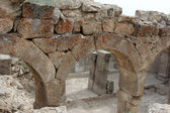 Oude ruïne — Stockfoto