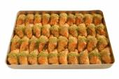 Turkish Dessert Baklava — Stock Photo