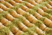 Turkish Dessert Baklava — Stock Photo
