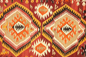 Antique rugs — Foto de Stock