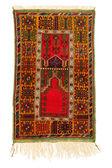 Antique rugs — Stock Photo