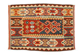 Antique rugs — Stock Photo