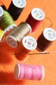 Thread and Yarn — Stock Photo