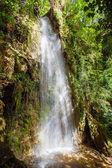 Big, beautiful waterfall — Stock Photo