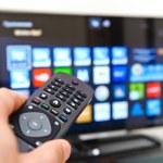Smart tv — Stock Photo #68084179