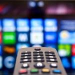Smart tv — Stock Photo #68084191
