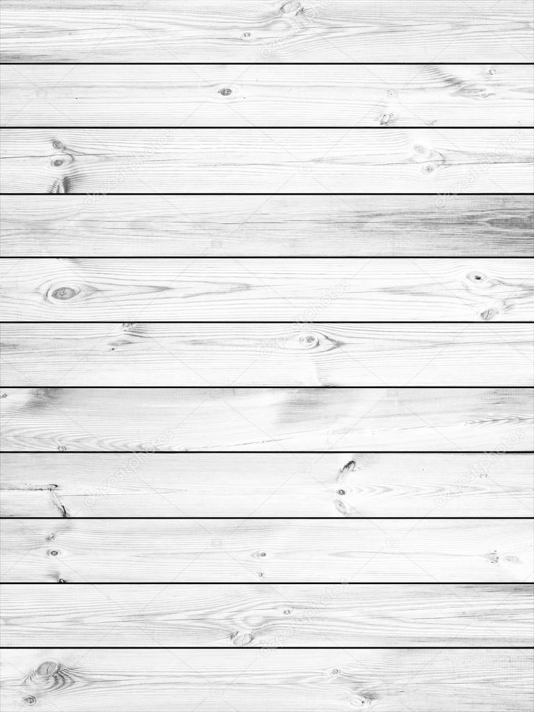 배경 또는 질감으로 서 흰 나무 널빤지 — 스톡 사진 © Geshaft #84347704