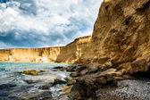 Cape Lucullus. Republic of Crimea. — Stock Photo