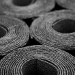 Rolls of roofing felt — Stockfoto #58495497