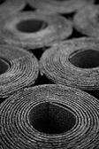 Rolls of roofing felt — Stock Photo