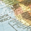 Map North West USA. Close-up image — Stock Photo #65775557