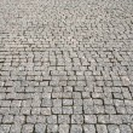 Vintage stone street road pavement texture — Stock Photo #53055123