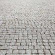 Vintage stone street road pavement texture — Stock Photo #53055373