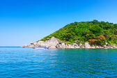 Beautiful Similan islands, Thailand, Phuket. — Stock Photo
