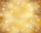 Decorative christmas background  — Stock Photo