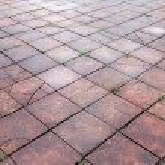 Vintage stone street road pavement texture  — Stock Photo #63445227