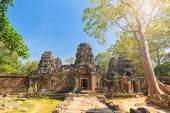 Ankor Thom. Siem Reap. Cambodia — Foto de Stock