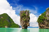 James Bond Island, Phang Nga, Thailand — Stock Photo