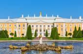 Peterhof Palace, St. Petersburg, Russia — Stock Photo