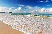 Beautiful sea. Karon beach, Phuket, Thailand. Asia — Stock Photo