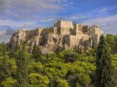 The acropolis, Athens, Greece — Stock Photo