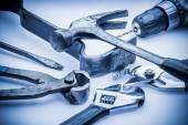 Handwerkzeuge — Stockfoto
