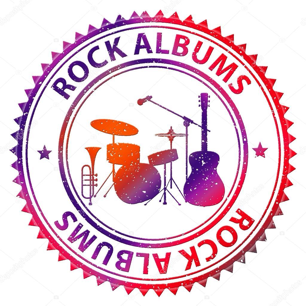 Альбомы скачать рок