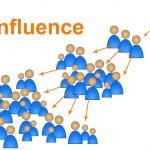 Influence Propaganda Represents Pressure Ascendancy And Persuasion — Stock Photo #53359769