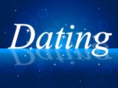 Love Dating Represents Date Heart And Romance — Photo