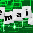 ������, ������: Emails Email Shows Send Message And Correspond