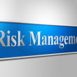 Постер, плакат: Risk Management Shows Directors Unsafe And Risks