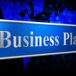 ������, ������: Business Plan Means Idea Commerce And Stratagem