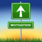 Motivation Sign Represents Do It Now And Advertisement — Stock Photo