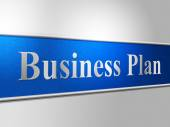 Plan Business Represents Proposal Suggestion And Stratagem — Stock Photo