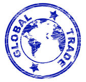 Global Trade Shows Corporation Commerce And Ecommerce — Stock Photo