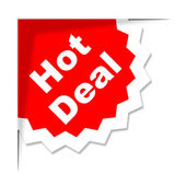 Hot Deal Represents Best Price And Business — Stock Photo
