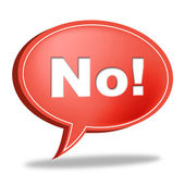 No Message Indicates Communicate Correspondence And Communication — Stock Photo