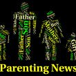 Parenting News Indicates Mother And Baby And Article — Photo #77144465