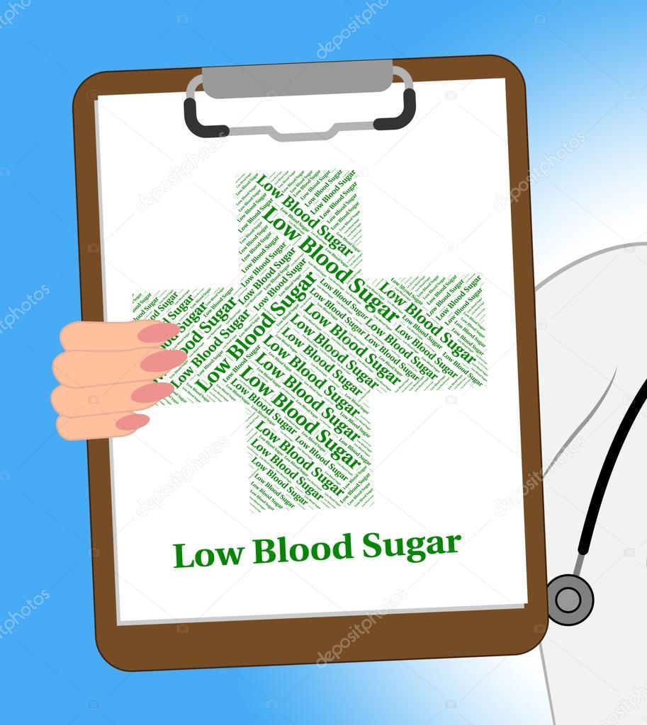 Что означает низкий уровень сахара в крови
